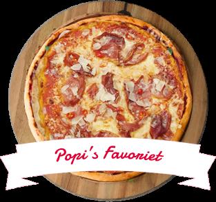 Pizza favoriet